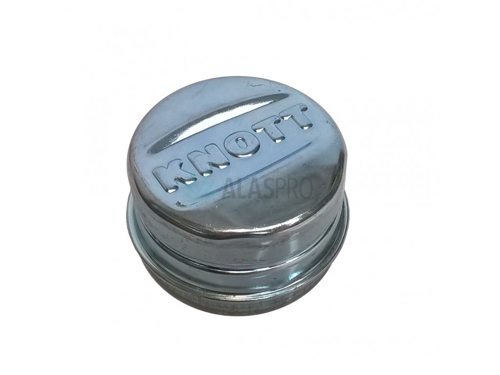 Krytka náboje KNOTT pr. 52,1 mm (pro buben 250x40)