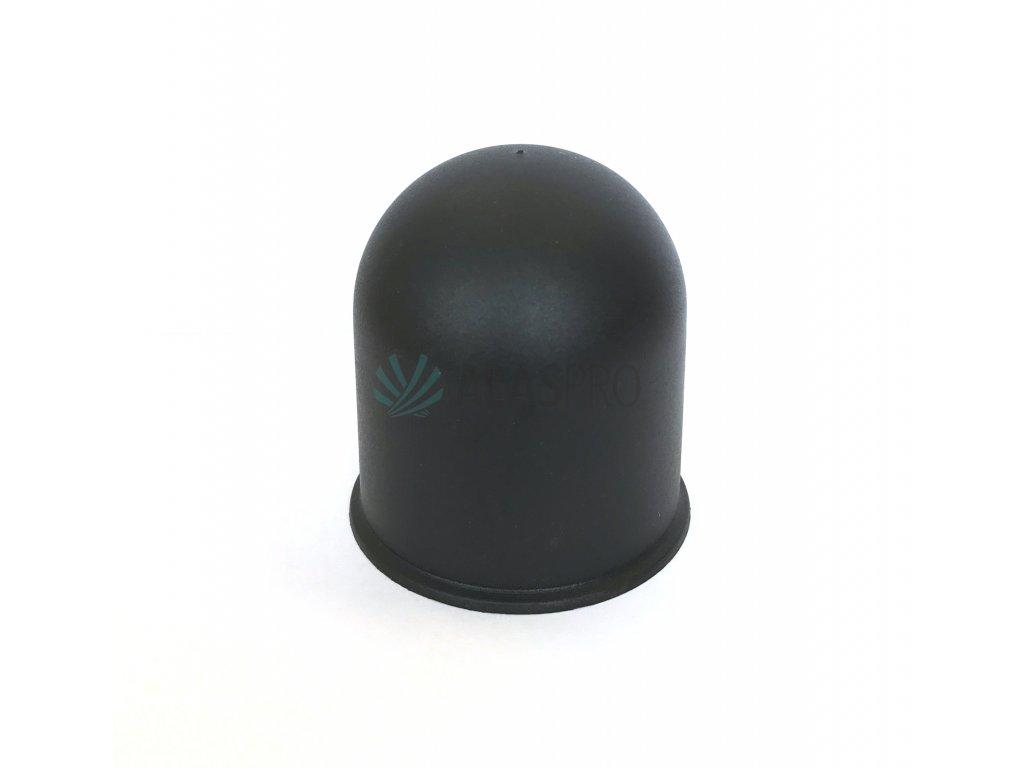 Krytka koule plast černá