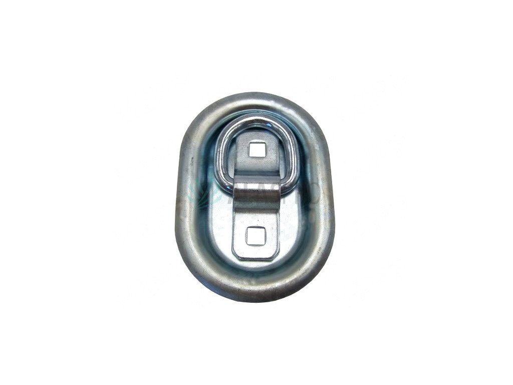 Kotevní miska TT1500 - 145x100 mm (zápustná, 800daN)