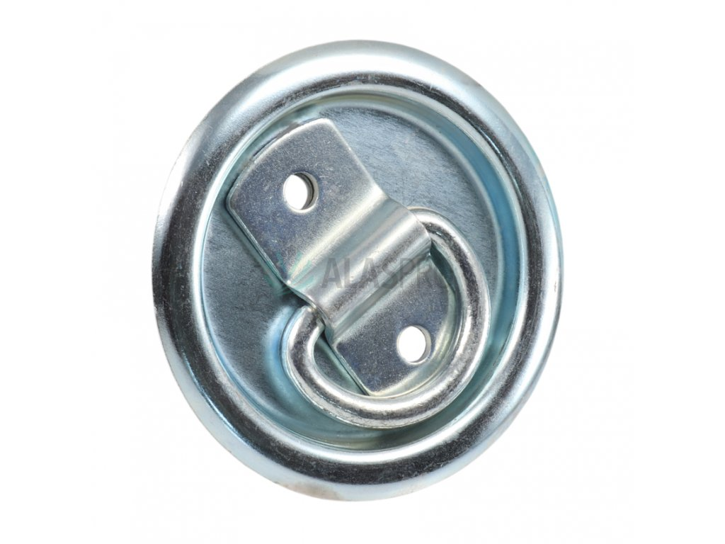 Kotevní miska pr. 130 mm (zápustná, 1000 kg)