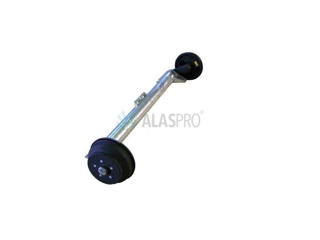 Náprava KNOTT GB 15 (1500 kg) b=1100 mm 250x40 (112x5)