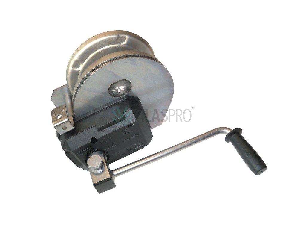 Naviják AL-KO OPTIMA 1201 A s brzdou, odním. klika (1150kg), bez lana
