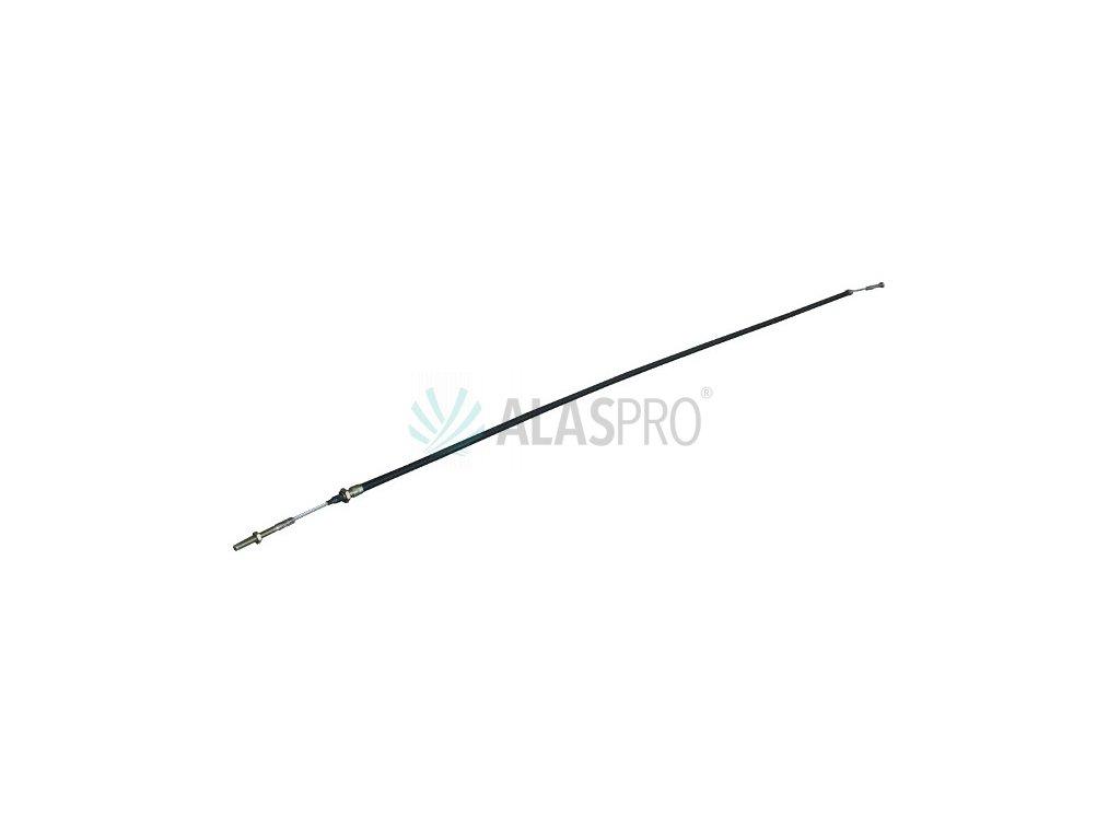 Lanovod brzdový pro výškově stavitelnou oj AL-KO 2000/2390 mm, závit M10/M10