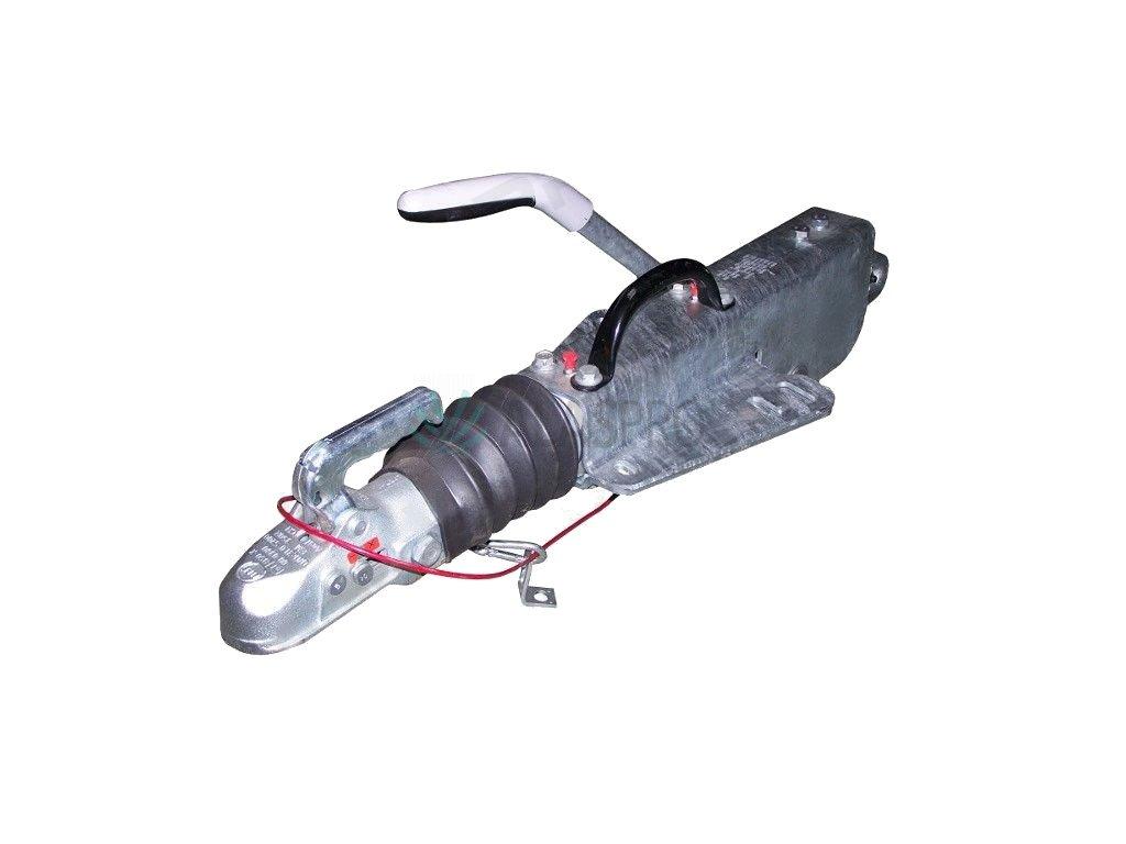 Nájezdová brzda KNOTT KFGL 35 D (plechové těleso)