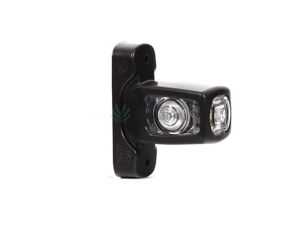 Svítilna doplňková obrysová LED WAS 286, 12-24V, 84 mm
