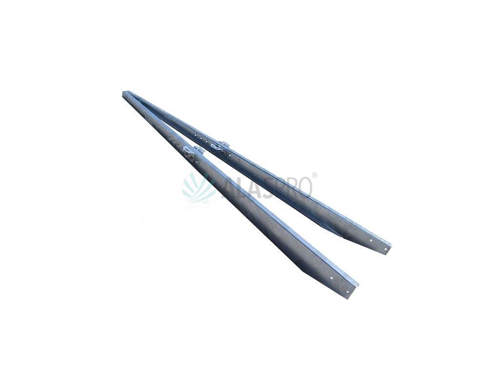 Oj AL-KO 161T 2500 mm (1600 kg) pro brzdu 161S (sada obou částí)