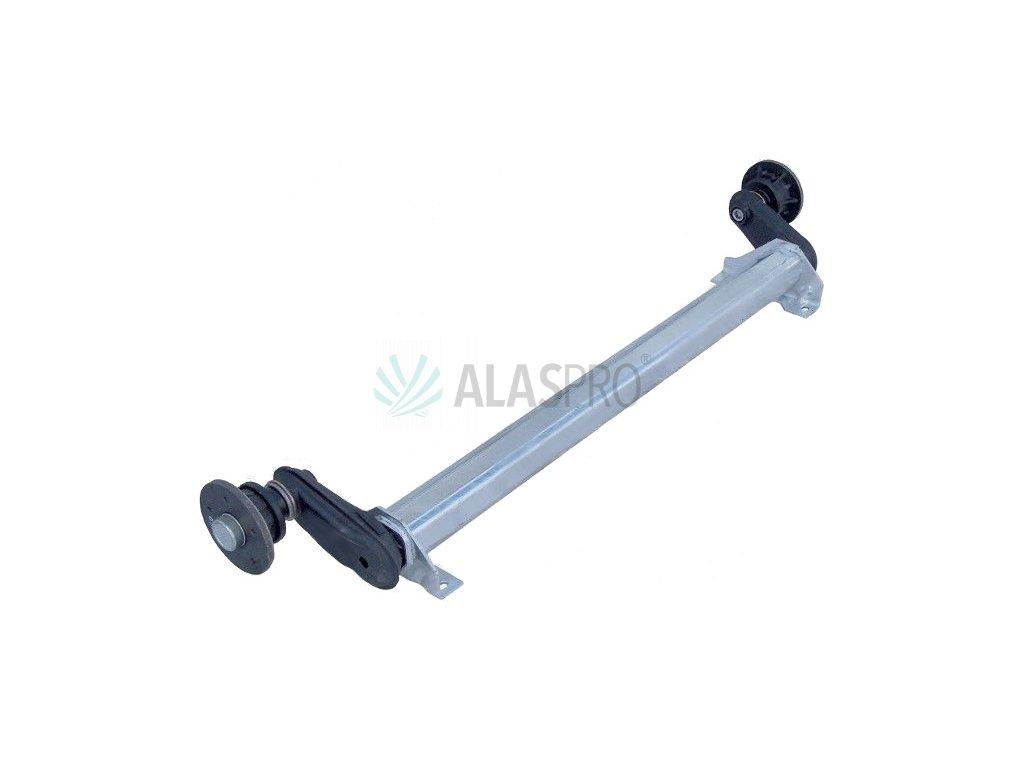 Náprava AL-KO Plus UBR 1200-5 (1300 kg) a=1150 mm, 100x4, patky 69