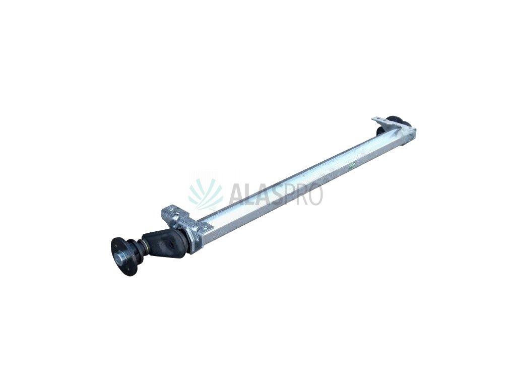 Náprava AL-KO Plus UBR 1200-5 (1300 kg) a=1400 mm, 100x4, patky 69
