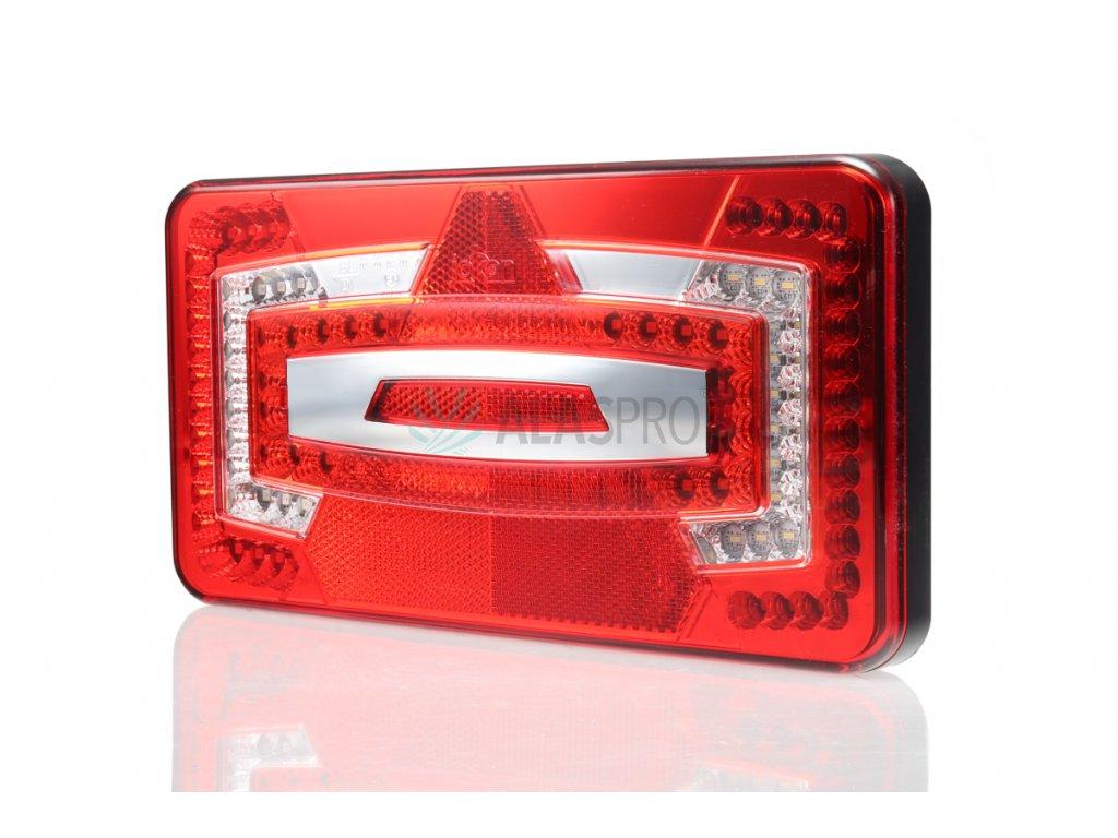 Svítilna Jokon 915 sdružená LED 9-36V, L-BL/BR/KO/CO/ML, baj6
