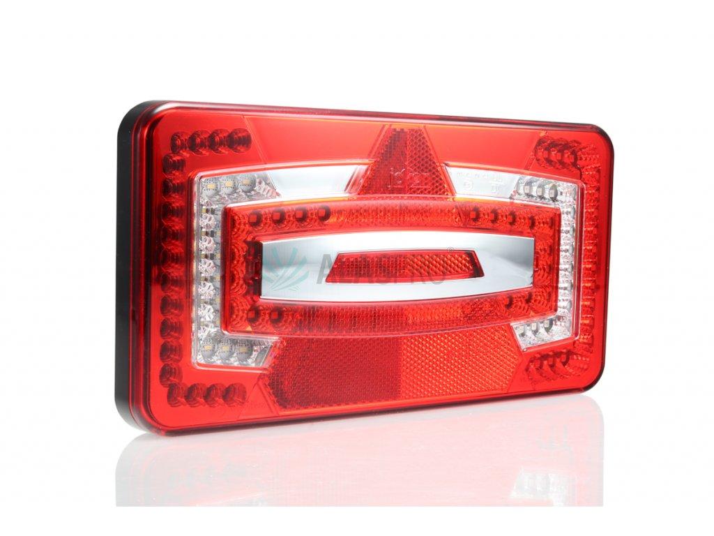 Svítilna Jokon 915 sdružená LED 9-36V, P-BL/BR/KO/CO/ML, baj6