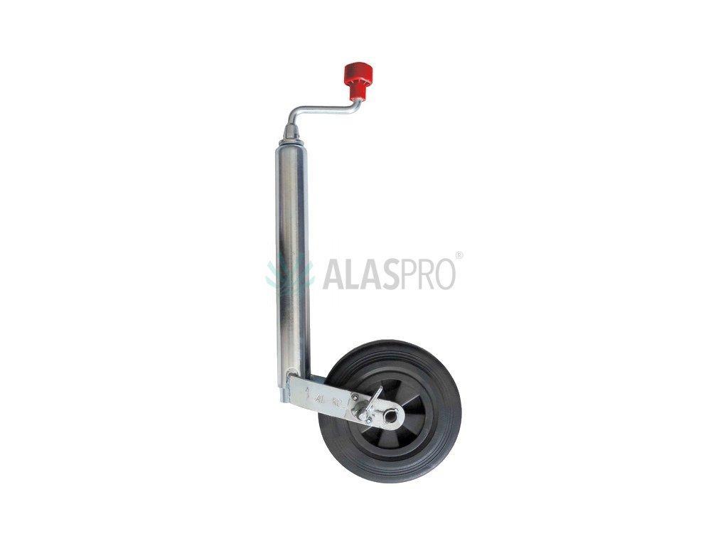 Kolečko opěrné s brzdou AL-KO 48 200x50 (plastový disk) 150/90 kg