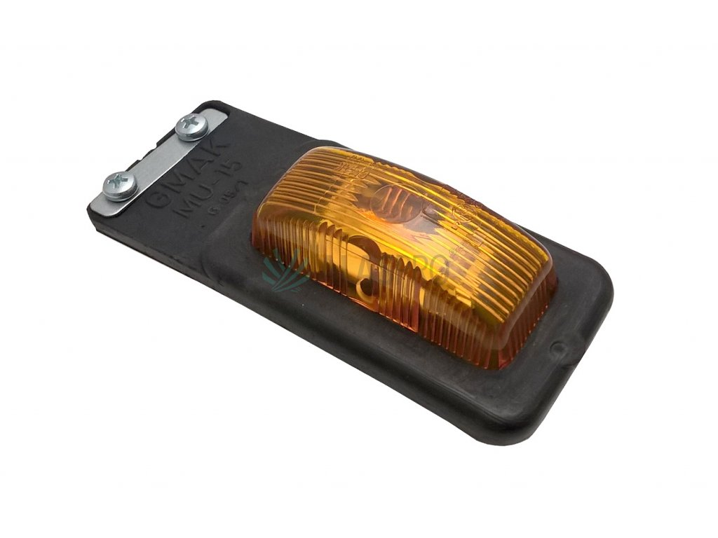 Svítilna boční obrysová GMAK G05/1 (MU-15, závěsná)