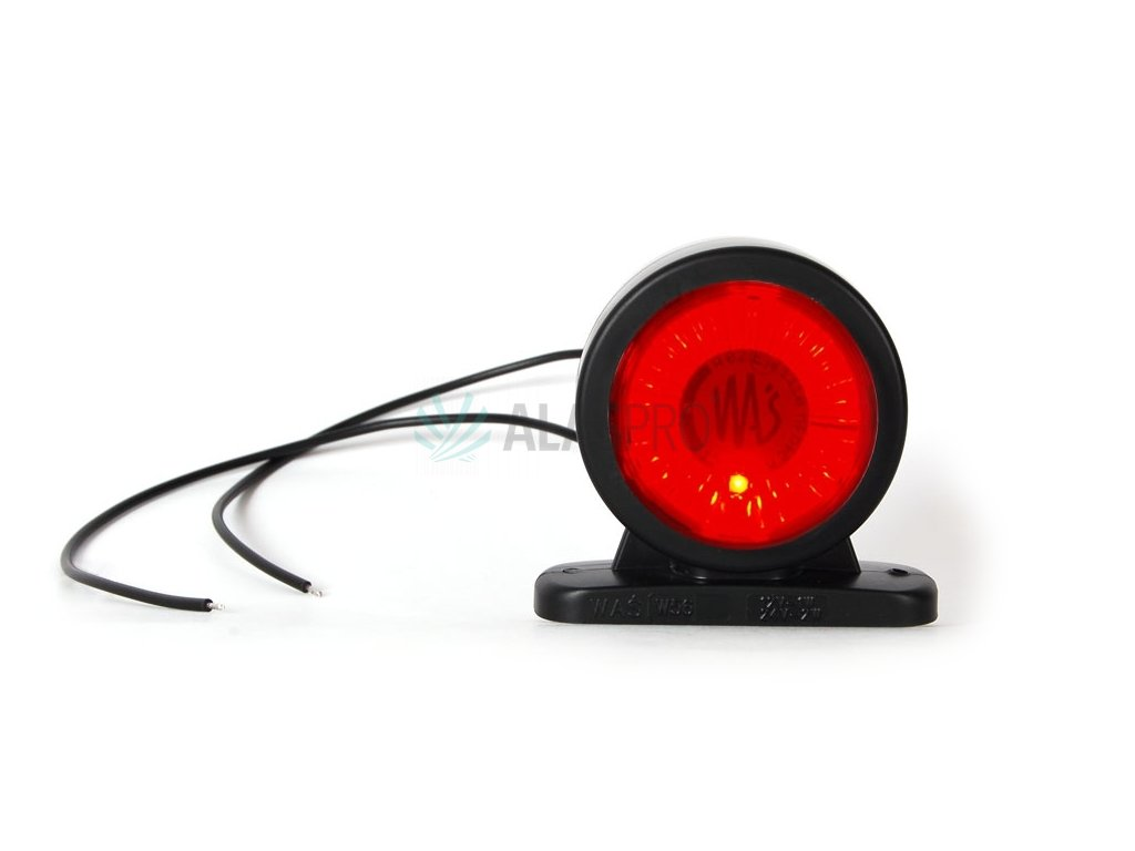 Svítilna doplňková obrysová LED WAS W56s, 12-24V