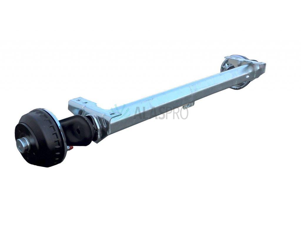 Náprava AL-KO Compact B 1200-6 (1350 kg) a=1250 mm, 112x5