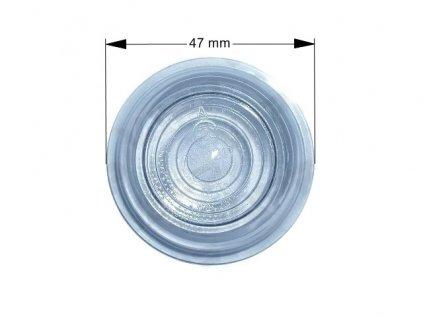 Sklo svítilny GMAK G06/x doplňkové obrysové, bílé