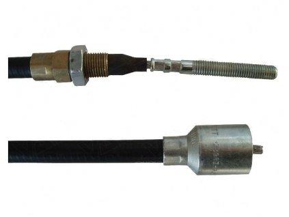 Lanovod brzdový KNOTT 1530/1740 mm, závit M8