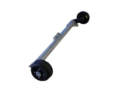 Náprava KNOTT GB 8 (850 kg) b=1100 mm 200x50 (100x4)