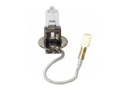 Žárovka halogenová H3 24V/70W patice Pk22s