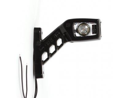 Svítilna doplňková obrysová LED WAS W49 242P, 12-24V, pravá, 135 mm
