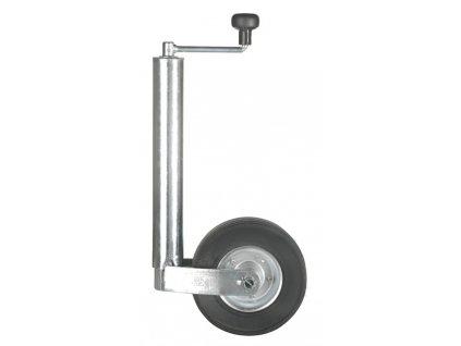 Kolečko opěrné WW ST 60/255 SB (ocelový disk) 250 kg (nízká vidlice)