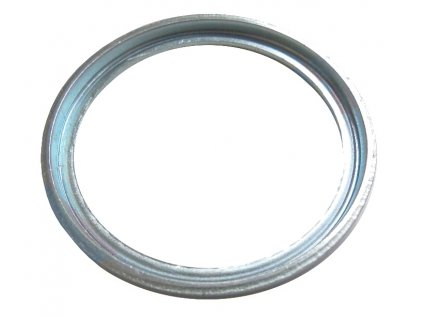 Pouzdro ocelové na doraz. kroužek KNOTT KFG 35 (na tyč pr. 60 mm)