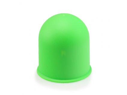 Krytka koule plast zelená