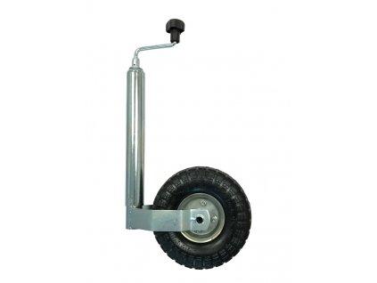 Kolečko opěrné KNOTT prům. 48 mm (nafukovací) 150 kg