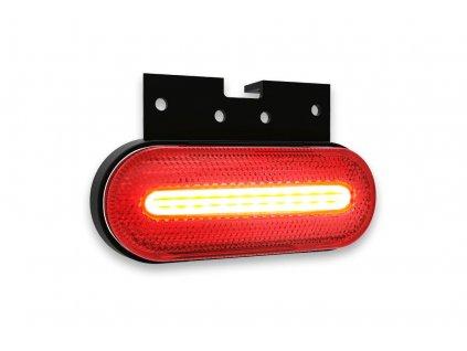 Svítilna zadní obrysová LED Fristom FT-070, 12-36V, na držáku