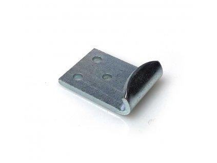 Závěr bočnic -protikus 39x28 mm