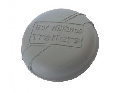 Krytka náboje PVC pr. 76 mm, IFOR WILLIAMS