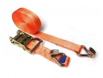 Upínací souprava 35 mm/6 m (0,3+5,7m) /2 t, dvojité háky