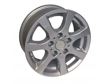 Disk Alu 6,0Jx14 H2 ET30 (5x112) OJ14-5 - stříbrný