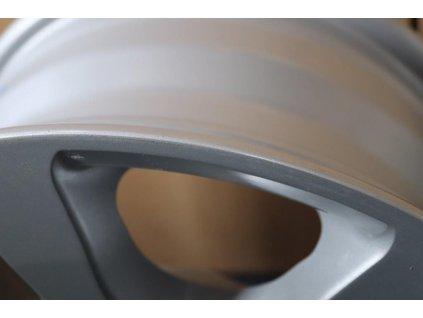Disk Alu 6,0Jx14 H2 ET30 (5x112) OJ14-5 lesklý stříbrno-černý, 2. jakost