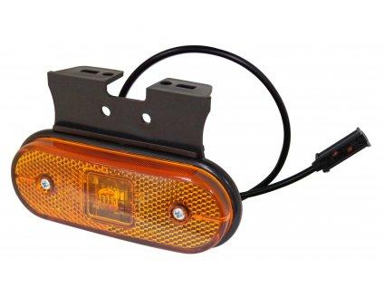 Svítilna boční obrysová LED Lucidity 26252, 12-24V, s odrazkou, QS150