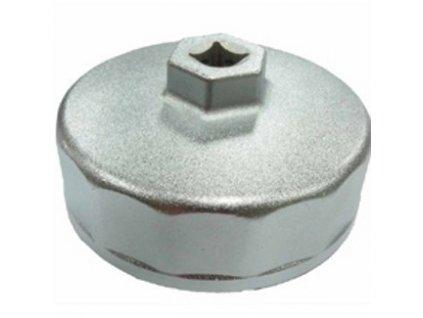 Klíč na olejové filtry 14ti hran, 74 mm - HB0601