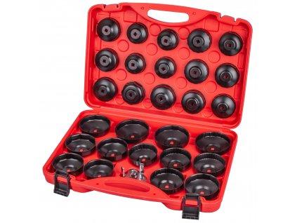 Sada klíčů na olejové filtry 30ks