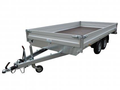 přívěsný vozík Pongratz LH 2700kg