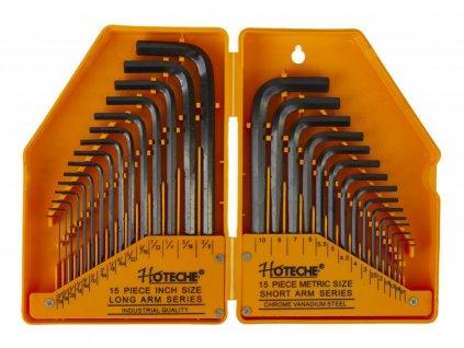 Sada imbus klíčů, 30 ks - HT262030