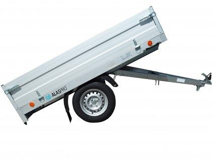 naklápěcí přívěsný vozík 750 kg