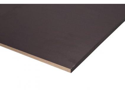 Překližka tabule hnědá protiskluz F/W 2500x1250 tl. 9mm bříza