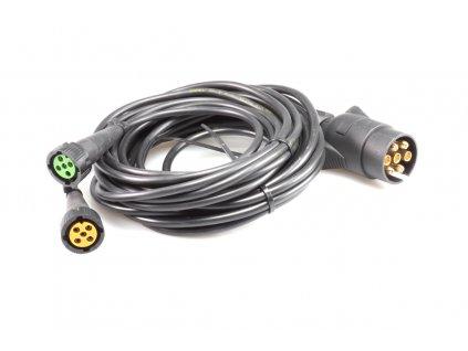 Kabeláž 4,85 m bez předních vývodů/7-pól. zástrčka