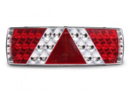 Svítilna Lucidity 26071 sdružená LED 12-24V, L-BL/BR/KO/ML/RZ, baj7