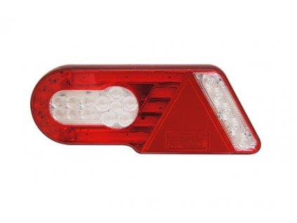 Svítilna Lucidity 26032 sdružená LED 12-24V, L-BL/BR/KO/ML/CO/RZ, baj7