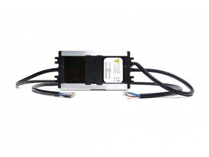 Kontrolbox WAS 24V, bez zástrčky a zásuvky, kontrola 7 funkcí