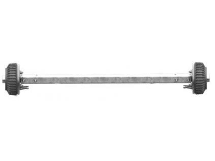 Náprava AL-KO Starr Plus BS (1500kg) a=1800 mm, 112x5