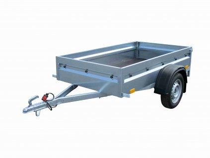 nejlevnější přívěsný vozík za auto 750 kg