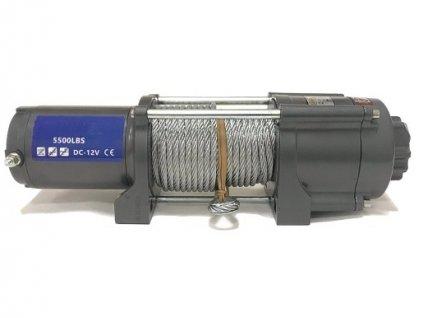 elektrický naviják s 5500 lbs 2495 kg