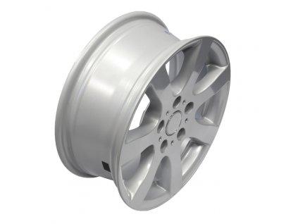 Disk Alu 6,0Jx15 H2 ET30 (5x112) OJ15-5 - stříbrný, 2. jakost
