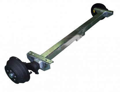 Náprava KNOTT VGB 18-M (1800 kg) b=1400 mm 250x40 (112x5)
