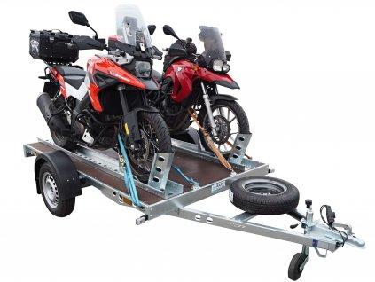 přívěsný vozík na motorky